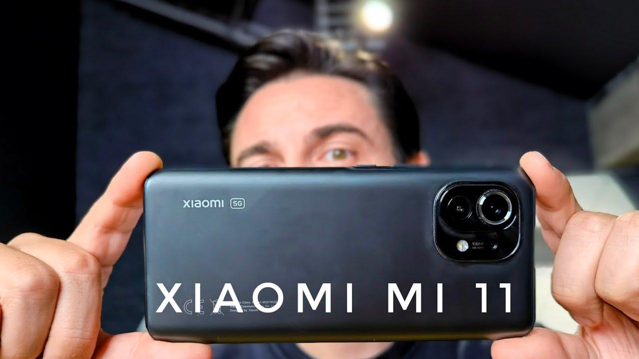 Xiaomi MI 11 - Prim contact + Camera