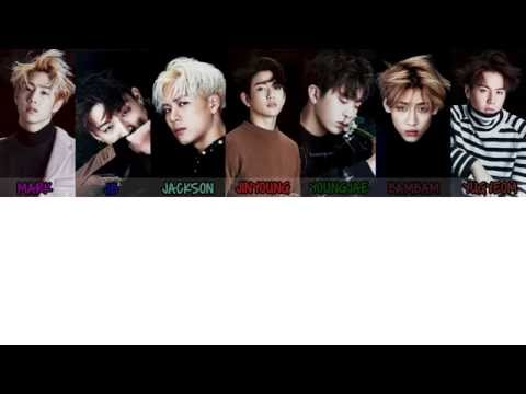 GOT7 - JIBBERISH (Color Coded JAP|ROM|ENG lyrics)