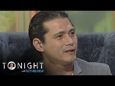 """TWBA: Robin Padilla, """"Mahirap umibig pero masarap"""""""