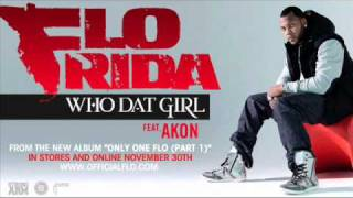 Florida feat. Akon - Who Dat Girl (Funk3d Radio Edit)