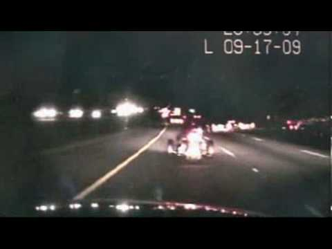 Watch Police Video of Delonte West Swerving on His Motorcycle  Unlimited Whispers