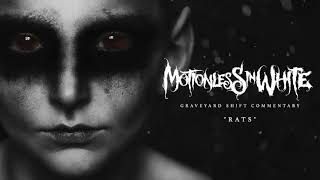 Motionless In White - Rats ( Commentary)