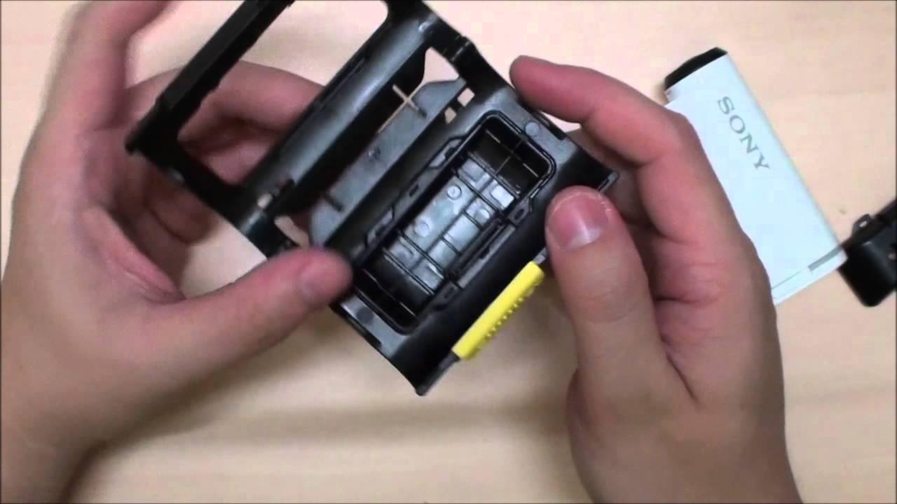 Sony AKA-LU1 - Unboxing - AS15 AS100V - YouTube