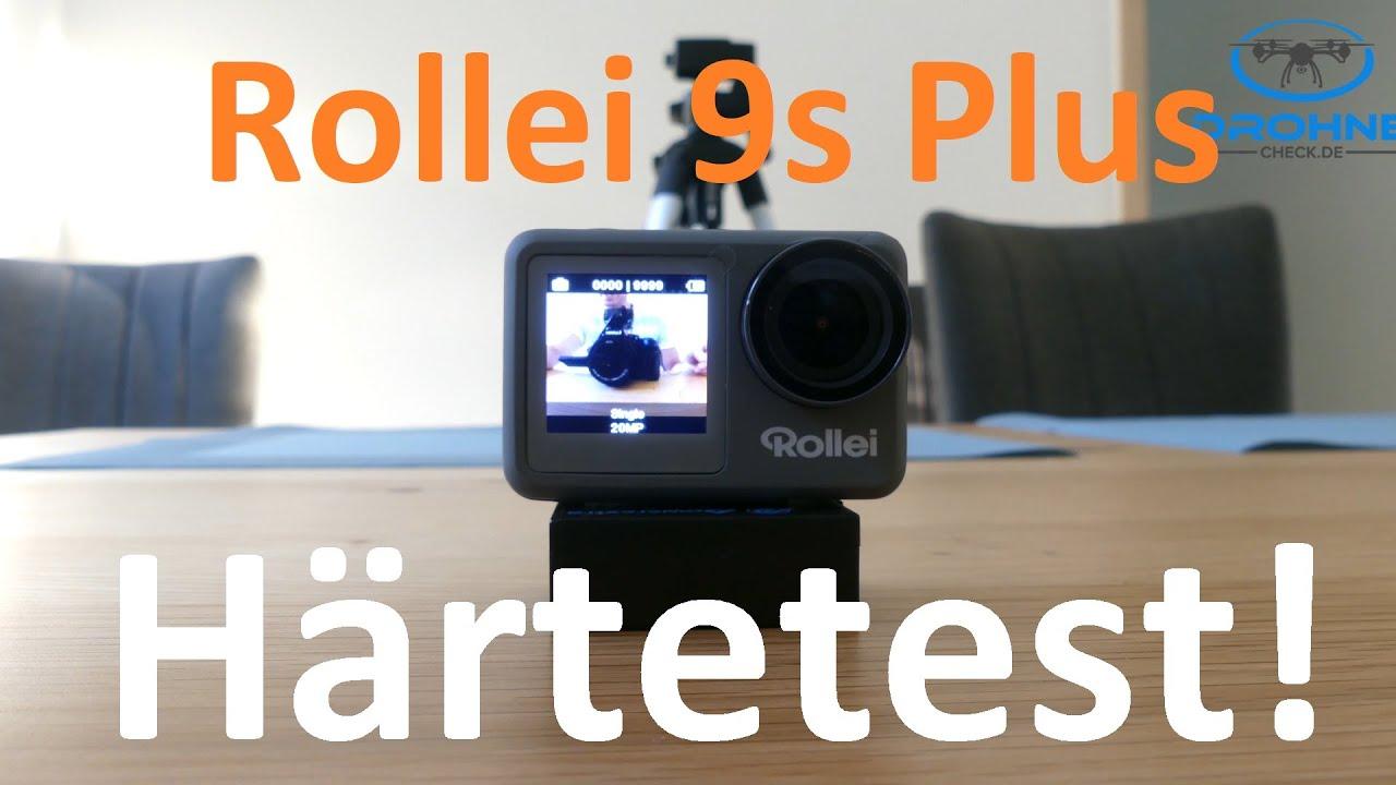 GoPro Hero 8 Killer Actioncam Rollei 9s Plus Test: Foto, Video, Ton, Bildstabilisierung, Funktionen