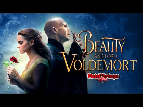 Two Tales, One Ending - Beauty & Lord Voldemort