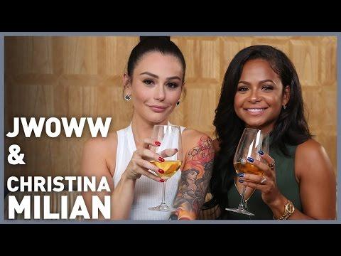 REAL TALK with JWOWW & Christina Milian!