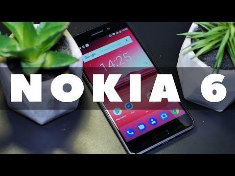 Nokia 6 — обзор смартфона на «чистом» Android