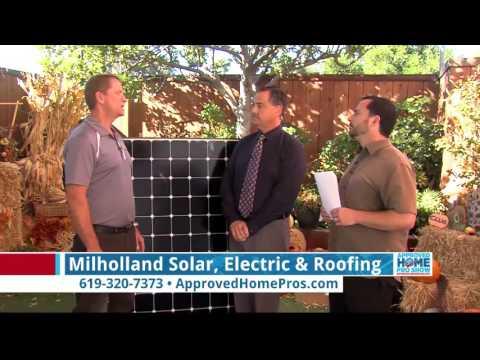 Why Milholland Chooses SunPower SunPower Solar Panels
