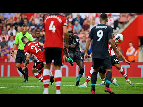 Liverpool 2-1 Southampton: Van Dijk pulls the coolest clearance you'll ever see