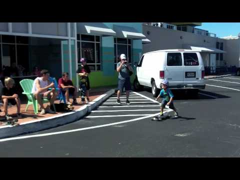 Download St. Pete Longboard Push race and freestyle comp!