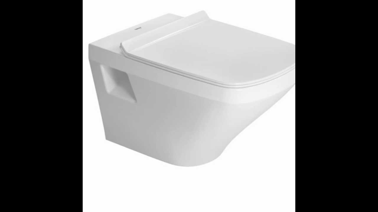 duravit durastyle toilet wall mounted rimless washdown