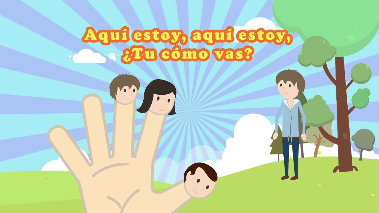 Las aventuras de la Familia dedo / Famila dedo 1 / Canciones para niños