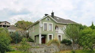 Продаётся дом в Крыму на ЮБК с видом на море и «Медведь-гору»