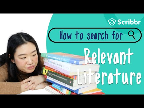 How to Search for Relevant Literature FAST Using Boolean Operators  Scribbr 🎓