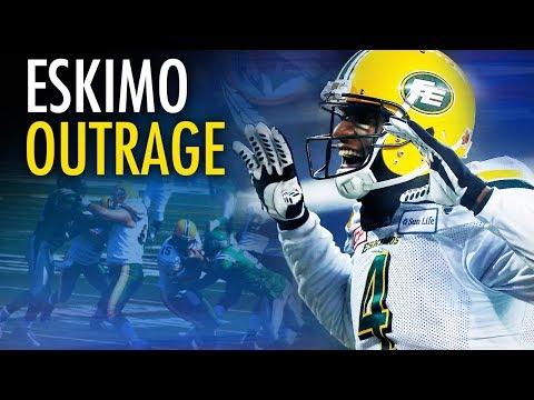"""SJWs take aim at """"offensive"""" Edmonton Eskimos nickname"""