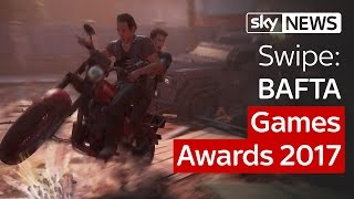 Swipe   BAFTA Games Awards 2017 Special thumbnail