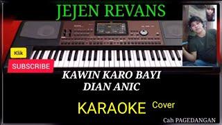 Download KAWIN KARO BAYI KARAOKE DIAN ANIC