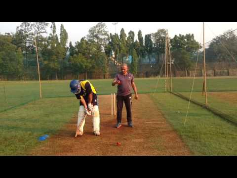 Cricket coaching in Mumbai by coach Rohit Rane