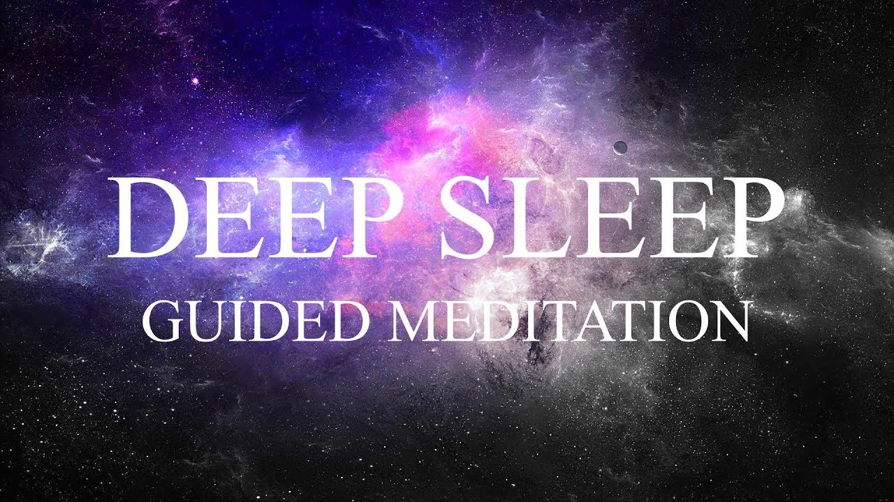 Deep Sleep, Guided meditation for Sleeping, soothing Relaxation, insomnia relief