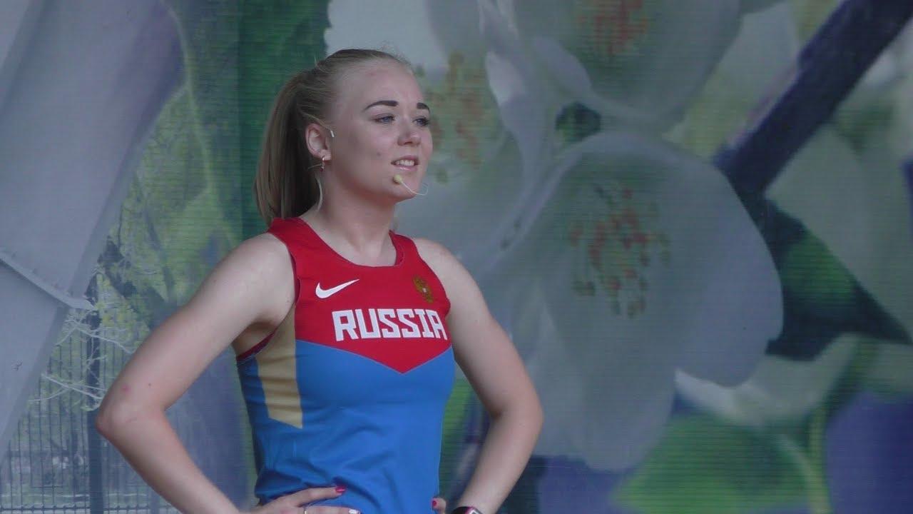 спортивная ходьба техника выполнения - чемпионка мира Ольга Шаргина