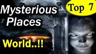 Top 7 unsolved mysteries in the world in telugu  I RECTV MYSTERY