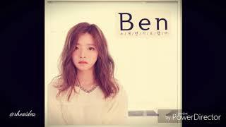BEN [벤] - Love me once again - Lagu Korea Terbaper