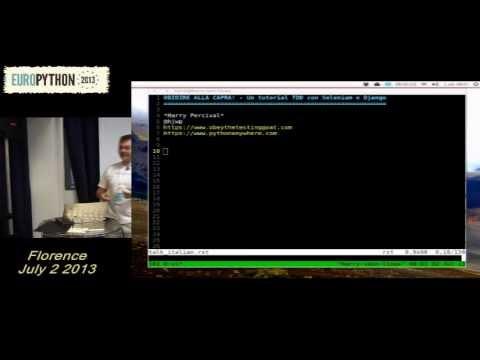 Image from Obidire alla capra! TDD con Python i Selenium