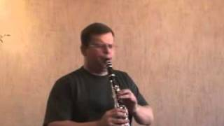 In a sentimental mood Clarinet (Duke Ellington)