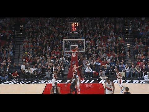 Houston Rockets in Harmony: Harden A Capela Alley-Oops
