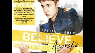 Justin Bieber - She Don't Like The Lights BELIEVEAcoustic + Download
