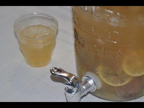 thé-glacé-citron-vert-préparation-cookeo