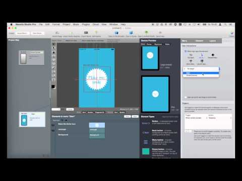 Neonto Studio Pro - Turn your ideas into apps without coding