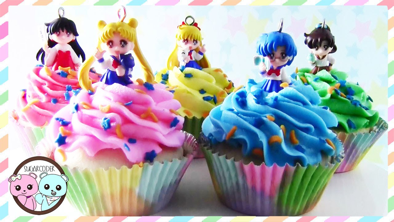 How To Make A Sailor Moon Cake