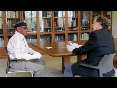 David Johnson interviewed at The Bancroft Library - FULL INTERVIEW