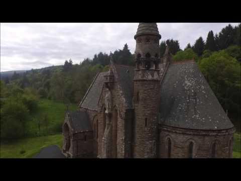St Palladius Church Drumtochty - YouTube