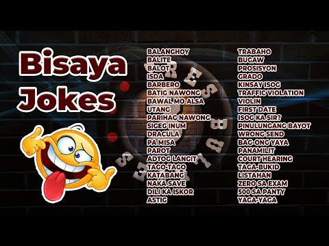 Bisaya Jokes Non Stop Compilation Volume 2