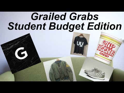 Grailed Grabs Student Budget Edition   ft. Undercover , Pherrows , Vintage North Face, etc