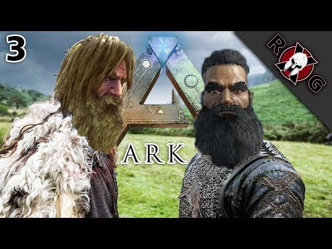 ARK: ULTIMATE SURVIVOR CHALLENGE! TAMING FOR THE NEXT JOURNEY! Part 3 [Sons of AnARKy]