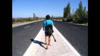 I walk Alone Marty Robbins, sang by Huby Harton