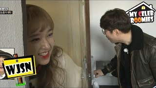[My Celeb Roomies - WJSN] It's The Moment That The Tenant Finally Visited WJSN's Home 20170128