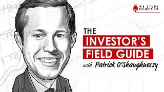 EP63: QUANT INVESTING - WITH PATRICK O'SHAUGHNESSY