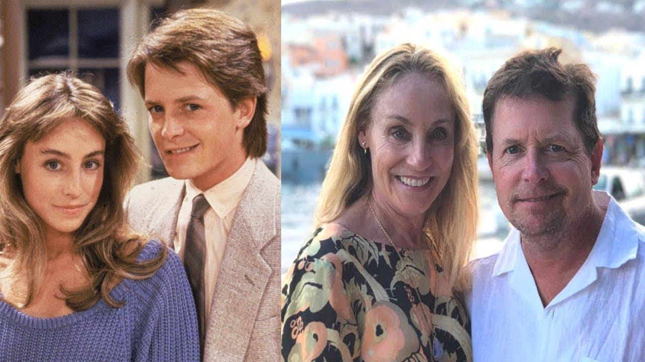 Michael J Fox Frau