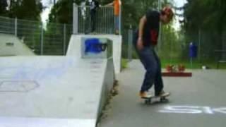 Skaten in Trittau.. Mischa S.