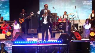 NATHANIEL BASSEY & LOVESONG-YOU ARE ALPHA & OMEGA