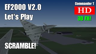 EF2000 V2.0 Advanced Training SCRAMBLE 1080HD [Episode 3]