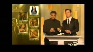 NAACP IMAGE AWARDS 2014 - Kerry Washington wins Award