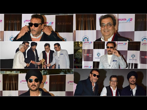 UNCUT- Launch Of New Excelsior Mukta Cinemas A2 With Anil Kapoor & Jackie Shroff