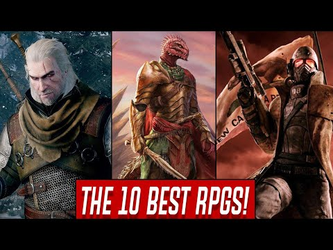 The Top 10 RPGs Of The Last Decade