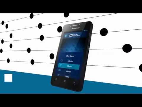 Lenovo A319 Smartphone Tour