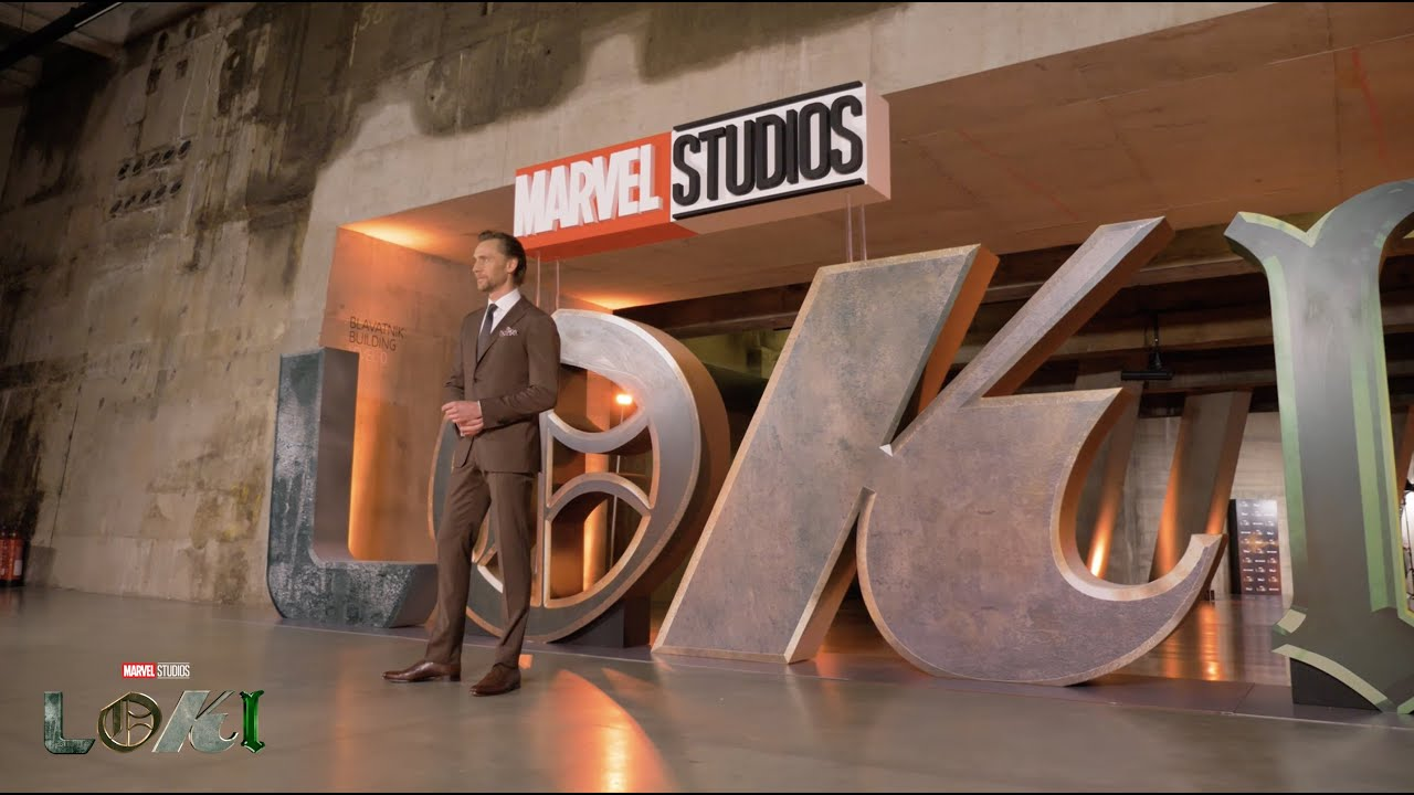 Marvel Studios Loki | U.K. Fan Event | Disney+